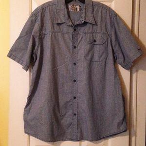 Real tree mens shirt